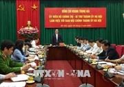 Hà Nội nâng cao chất lượng công tác phòng chống tham nhũng