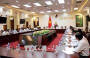 Đoàn giám sát Ủy ban Tài chính - Ngân sách của Quốc hội làm việc tại Bình Thuận
