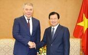 Tăng cường quan hệ hợp tác Việt Nam - Liên bang Nga
