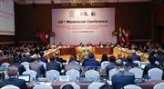 Họp các quan chức cao cấp chuẩn bị Hội nghị Thượng đỉnh hợp tác Tiểu vùng Mê Công lần thứ 6