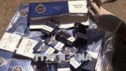 Biểu dương lực lượng Cảnh sát giao thông Bình Dương truy bắt thuốc lá lậu