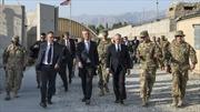Bộ trưởng Quốc phòng Mỹ trở lại Afghanistan thúc đẩy hòa đàm với Taliban