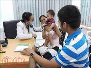 Bảo vệ trẻ khỏi các tác nhân gây bệnh trong thời tiết nóng 37-38 độ C