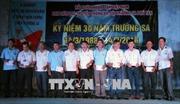 30 năm sự kiện Gạc Ma: Gần 500 cựu chiến binh Trường Sa gặp mặt