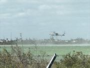 Máy bay chiến đấu Mỹ lộn vòng, phát nổ và rơi tại Flordia