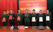 Công bố 10 gương mặt trẻ tiêu biểu toàn quân năm 2017