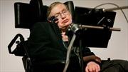 Những bức ảnh ghi dấu ấn cuộc đời thiên tài khuyết tật Stephen Hawking