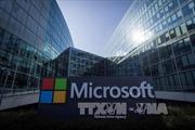 Microsoft: Doanh thu tăng nhờ lĩnh vực điện toán đám mây