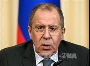 Ngoại trưởng Nga Sergey Lavrov thăm chính thức Việt Nam từ ngày 19 - 20/3