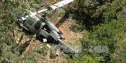 Rơi trực thăng quân sự, 21 người thương vong