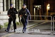 Cảnh sát Anh điều tra gói bưu kiện khả nghi phát hiện tại Nghị viện