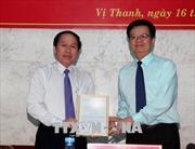 Thứ trưởng Bộ Tư pháp Lê Tiến Châu giữ chức Phó Bí thư Tỉnh ủy Hậu Giang