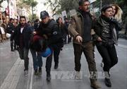 Thổ Nhĩ Kỳ bắt giữ gần 50 đối tượng âm mưu tấn công khủng bố