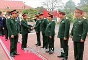 Phó Chủ tịch Quốc hội Đỗ Bá Tỵ thăm và làm việc tại Quân khu 2