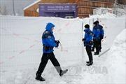 Nhiều người mất tích trong trận lở tuyết ở Thụy Sĩ