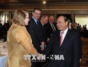 Thủ tướng Nguyễn Xuân Phúc gặp gỡ các doanh nghiệp Australia