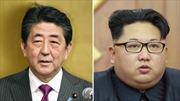 Thủ tướng Nhật Bản đề nghị gặp Chủ tịch Triều Tiên 'vô điều kiện'