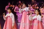 Triều Tiên cử đoàn nghệ thuật tới Trung Quốc biểu diễn sau hơn 3 năm trì hoãn