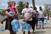 Cuộc khủng hoảng nước không xa vời