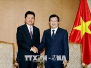 Phó Thủ tướng Trịnh Đình Dũng: Khuyến khích hợp tác nông nghiệp Việt Nam - Hàn Quốc