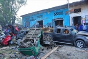 Đánh bom xe tại Somalia, 14 người thiệt mạng