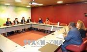 Chủ tịch Quốc hội Nguyễn Thị Kim Ngân gặp gỡ và làm việc với Tổng Thư ký IPU