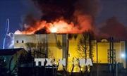Vụ cháy trung tâm thương mại ở Nga: Ít nhất 53 người thiệt mạng