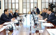 Hàn Quốc theo đuổi hai mục tiêu trong cuộc gặp thượng đỉnh liên Triều