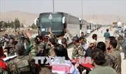 Nga: Đạt thỏa thuận cho phép các nhóm vũ trang rút khỏi thị trấn Douma, Đông Ghouta