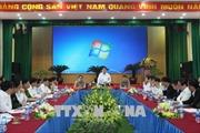 Chủ tịch Hà Nội chỉ đạo nâng cấp đê điều 'làm đâu chắc đó'