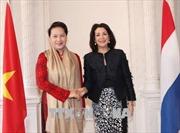 Chủ tịch Hạ viện Hà Lan đón, hội đàm với Chủ tịch Quốc hội Nguyễn Thị Kim Ngân