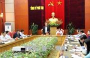 Công bố kết quả kiểm tra công tác phòng chống tham nhũng tại Phú Thọ