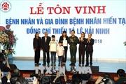 Tri ân Thiếu tá Lê Hải Ninh - người hiến tạng cứu 6 người bệnh