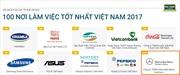 Mercedes-Benz lọt Top 10 môi trường làm việc tốt nhất Việt Nam