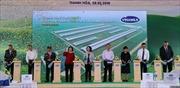 Khánh thành Tổ hợp trang trại bò sữa công nghệ cao Vinamilk tại Thanh Hóa