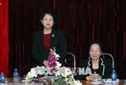 Phó Chủ tịch nước Đặng Thị Ngọc Thịnh: Tập trung xây dựng cả nước trở thành xã hội học tập