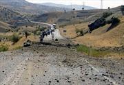 PKK tấn công căn cứ quân sự ở Đông Nam Thổ Nhĩ Kỳ