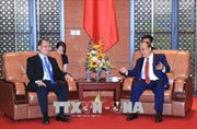 Hội nghị GMS6 - CLV10: Thủ tướng Nguyễn Xuân Phúc tiếp Chủ tịch Tập đoàn Sunwah