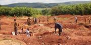 Người dân Zimbabwe đổ về nông trang của cựu đệ nhất phu nhân để đào vàng