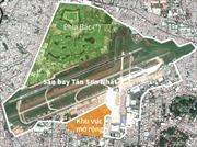 Quyết định mở rộng sân bay Tân Sơn Nhất về phía Nam