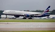 Nga cáo buộc Anh lục soát máy bay của hãng hàng không Aeroflot