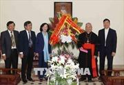 Giáo phận Hà Nội có nhiều đóng góp trong xây dựng, phát triển đất nước