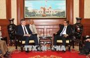 Thành phố Hồ Chí Minh tăng cường hợp tác hữu nghị với Rumani