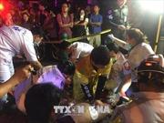 Nỗ lực tìm kiếm công dân Việt Nam trong vụ hỏa hoạn tại Thái Lan