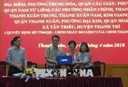 Hà Nội công bố đồ án đô thị hai bên đường vành đai 3