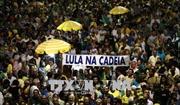 Brazil: Tuần hành yêu cầu thi hành án tù cựu Tổng thống Lula do tham nhũng