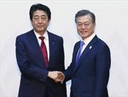 Tổng thống Hàn Quốc được mời thăm Nhật Bản trước cuộc gặp thượng đỉnh liên Triều