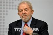 Thẩm phán Brazil phát lệnh bắt cựu Tổng thống Lula da Silva