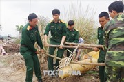 Quảng Ninh di dời thành công quả bom nặng gần 250 kg