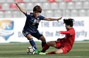 Tuyển nữ Việt Nam thua 0 - 4 trước ĐKVĐ Nhật Bản trong trận ra quân